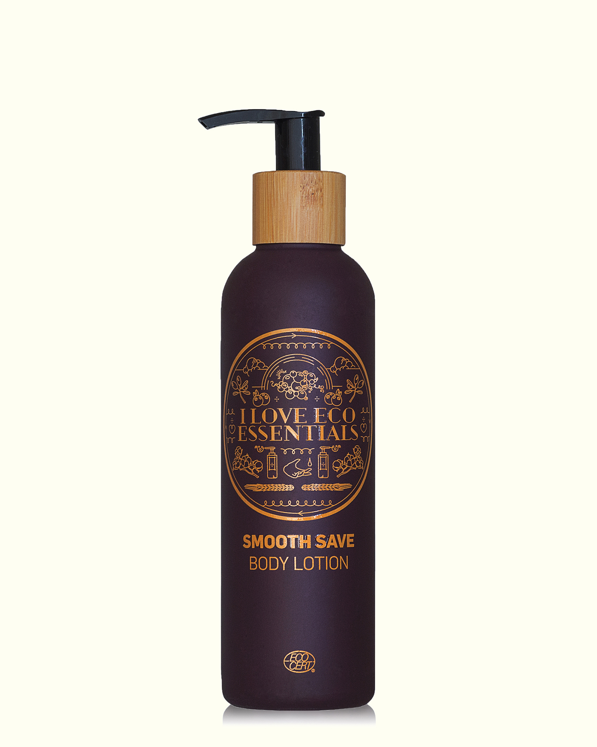 BODY LOTION 'smoot save' from I LOVE ECO ESSENTIALS
