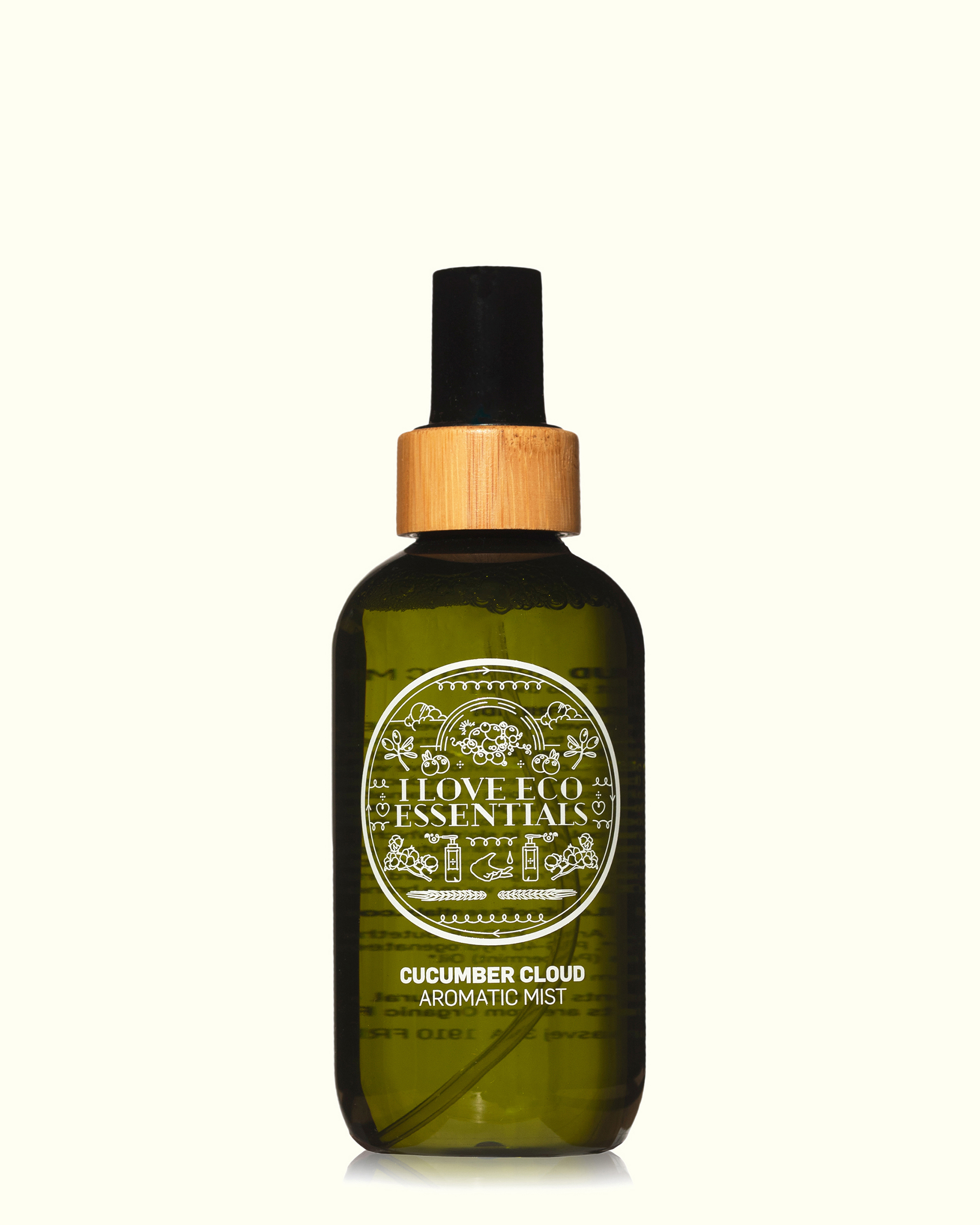 AROMATIC MIST 'cucumber cloud' from I LOVE ECO ESSENTIALS